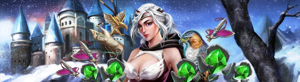 """เพิ่มพูลรายได้ให้สูงขึ้นด้วยการลงทนุอันน้อยนิดกับเกมที่มีชื่อว่า """"Lady Hawk"""""""