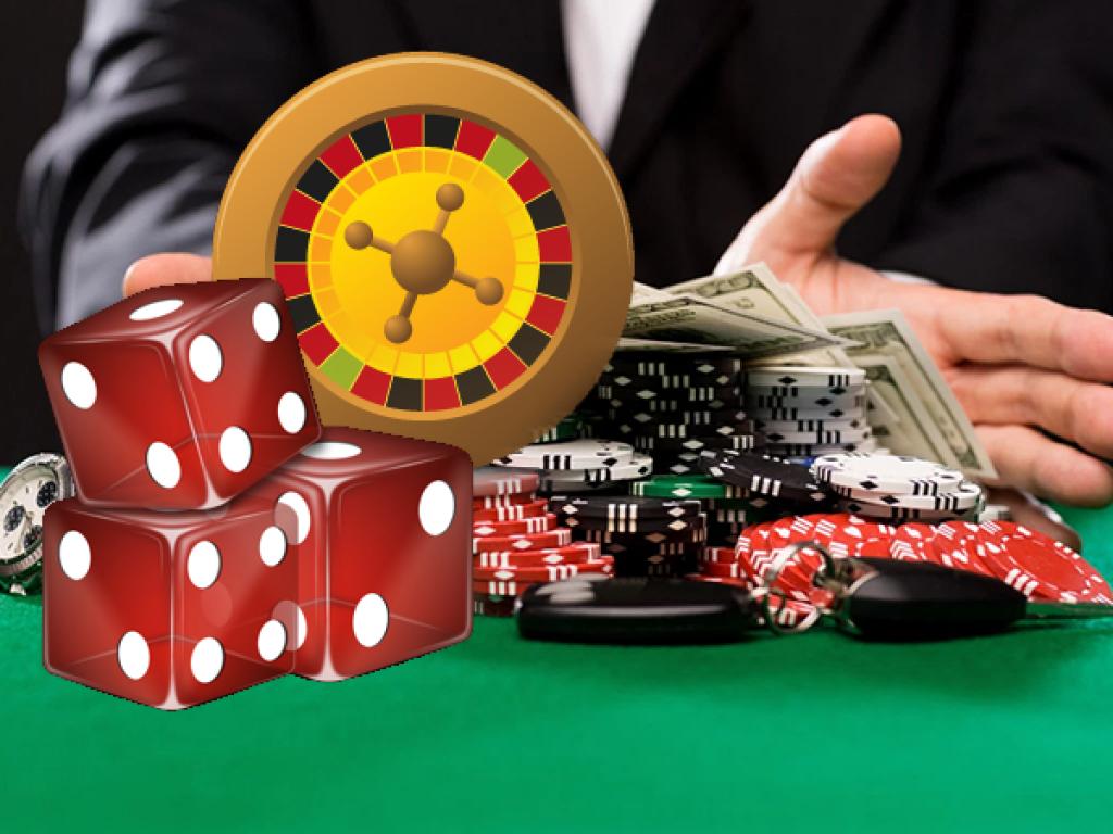 """""""เกมการพนัน"""" กับความจำเป็นที่จะต้องมีเงินเยอะ จริงหรือไม่?"""
